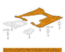 HONDA OEM 12-15 Civic Splash Shield-Access Cover 74114TR0A00