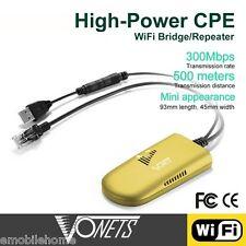 Vonets VAP11G-500 300Mbps WiFi Wireless Repeater Bridger Transmission 500 Meters