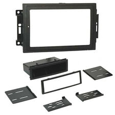 CT24CH15 Chrysler Aspen Jeep Grand Cherokee Single / Double Din Car Fascia Panel