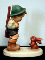 Hummel #6/0 'Sensitive Hunter' TMK 6 Figurine