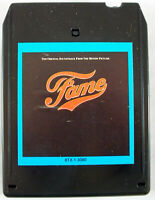 "The Original Soundtrack from the Musical ""FAME"" 1980 8-Track Tape, Tested MGM"
