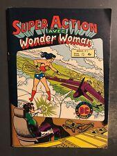 SUPER ACTION avec WONDER WOMAN - T3 : mai 1979