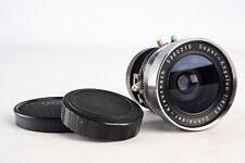 Schneider-Kreuznach Super Angulon 65mm f/8 Large Format Lens with Both Caps V13