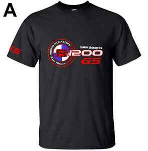 BMW R1200 GS STYLE INSPIRED MOTORCYCLE BIKE MEN'S Tee T Shirt VARIOUS COLOURS