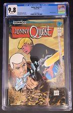 Jonny Quest #1 CGC 9.8  6/86 3716137019 - Wraparound cover