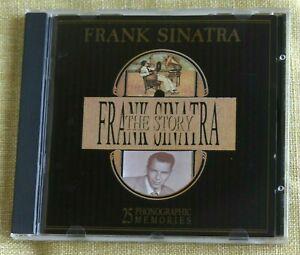 The Frank Sinatra Story : 25 Phonographic Memories - 1989 Deja Vu CD