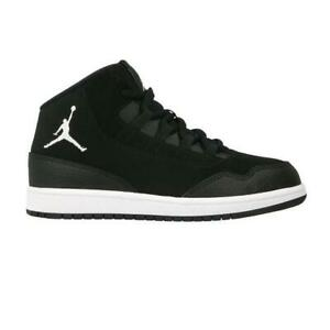 Kids NIKE JORDAN EXECUTIVE Black Trainers 820242 011