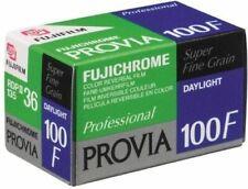 Fujifilm Provia 100 F 135/36 1 Pellicola Nuovo Merce ! Mhd / Data Scadenza