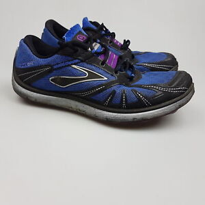 Women's BROOKS 'Pure Grit' Sz 7.5 US Runners Trail VGCon | 3+ Extra 10% Off