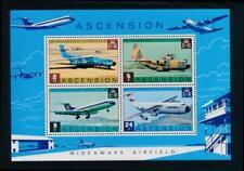 Ascension 188a MNH S/Sheet Plane