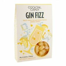 Gin Fizz Cocktail Candy Gummy Bottles 150g Best Before Jan 2021 Mother's Day