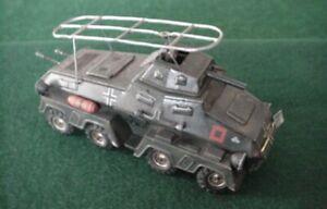 Tippco Eight Wheeled Armored Car