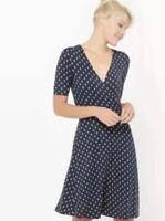 R édition Ladies Wrapover Dress Size 10 - 12 (ref 111)