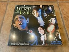 A Touch of Evil The Supernatural Game Board Game - Factory Sealed Brand New