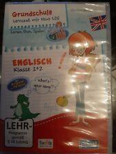 Lehrprogramm Grundschule Lernspaß mit Hexe Lilli Englisch Klasse 1+2
