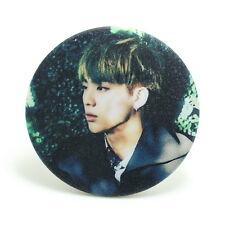 Fashion KPOP Bangtan Boys JIN Badge Brooch / Chest Pin Souvenir Gift