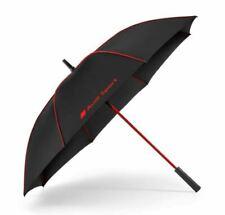 Genuine Audi Umbrella, large, black/red, Audi Sport collection - 3122000200