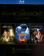 Frank Darabont Collection Blu-ray - SEALED-NEW, Green Mile, Shawshank Redemption