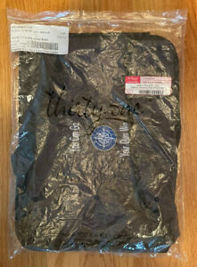 Thirty One 31 Pack and Zip Cube Charcoal Crosshatch /Go Your On Way-  NEW