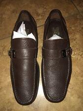 Salvatore Ferragamo 'Bravo' Loafer, Size 9 1/2 EE Brown