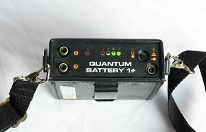 Quantum battery 1+ including  factory charger