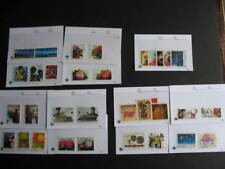 Canada wee sales cards collection of 2008-10 U issues