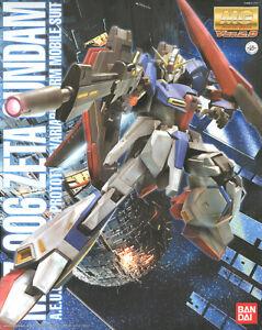Bandai MG 1/100 Zeta Gundam Ver.2.0