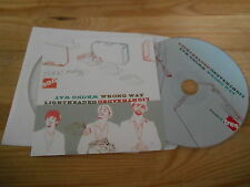 CD Hiphop Lightheaded - Wrong Way (15 Song) Promo TRES