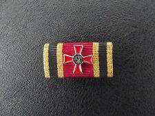 (A15-336) Bundesverdienstkreuz 1 Klasse Ordensspange / Bandschnalle