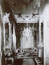 New Palace (Ech. Kabinet Room?), Potsdam, c. 1930's, Magic Lantern Glass Slide