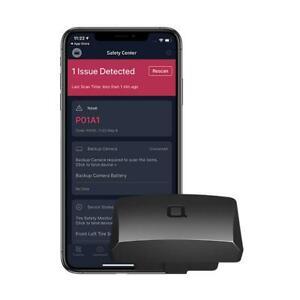 Nonda ZUS Smart Vehicle Health Monitor Mini, Bluetooth OBD2 Car Code Reader