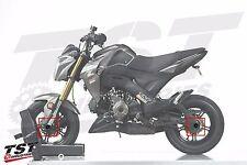 UNIVERSAL MINI-BIKE AXLE SLIDER KIT Honda Grom / MSX125 Kawasaki Z125 BLACK