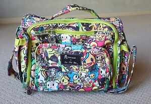 Tokidoki X Ju Ju Be Nappy Bag