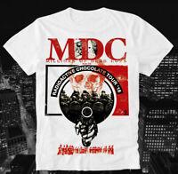 T-Shirt MDC Millions Of Dead Cops Punk Rock Dead Kennedys Hardcore Retro Vintage