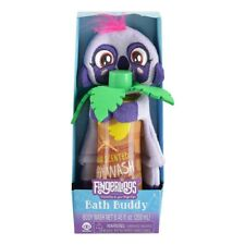 Fingerlings Marge the Sloth Bath Buddy and Body Wash and Bath Mit Set