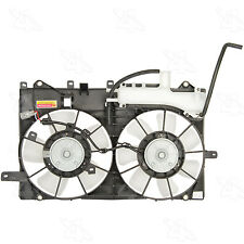 Dual Radiator and Condenser Fan Assembly 75648 fits 04-09 Toyota Prius