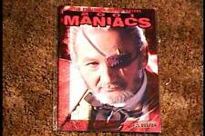 2001 MANIACS SPECIAL #1 PHOTO COVER COMIC BOOK VF/NM ROBERT ENGLUND