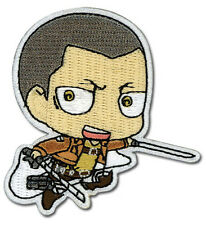 """Attack on Titan Conny SD Patch 2 1/2"""" x 2 1/2"""" Licensed by GE Animation Anime"""