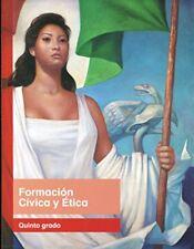 Formacion Civica y Etica, Quinto Grado