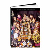 TWICE - YES or YES [A ver.] (6th Mini Album) CD+Photocards+Free Gift