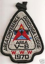 1970 5B (VB) Area Conference Lodge 264 Host