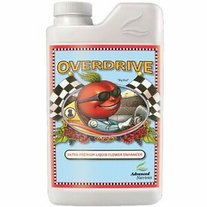 Advanced Nutrients Overdrive - bloom enhancer flower booster supplement