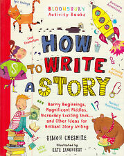 How to Write a Story BRAND NEW BOOK by Simon Cheshire (Paperback, 2014)