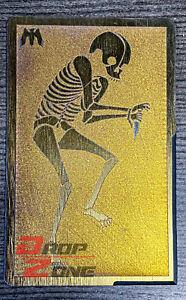 Eds Manifesto Mummert Knives Gold CC-L La Muerte Ed Calderon Sneak Reaper