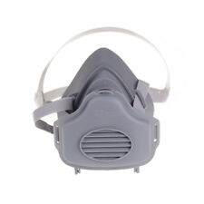 3700 Gas mask Half Face Spray Painting Protection Respirator Anti-DustSC