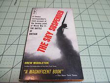 THE SKY SUSPENED BY DREW MIDDLETON   PYRAMID BK  WW2 RAF  ACTION