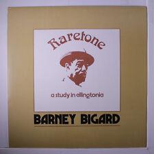 BARNEY BIGARD: A Study In Ellingtonia LP (Italy) Jazz
