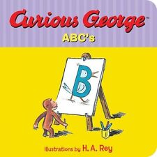 Curious Georges ABCs by H. A. Rey