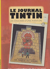 TINTIN HERGE JOURNAL TINTIN + FAC SIMILE N°1 DE 1946