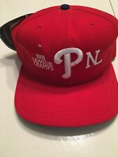 Vintage 1993 New Era Phillies National League Champs Snapback Hat NWT
